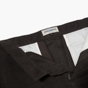 Moleskin trouser taupe 2