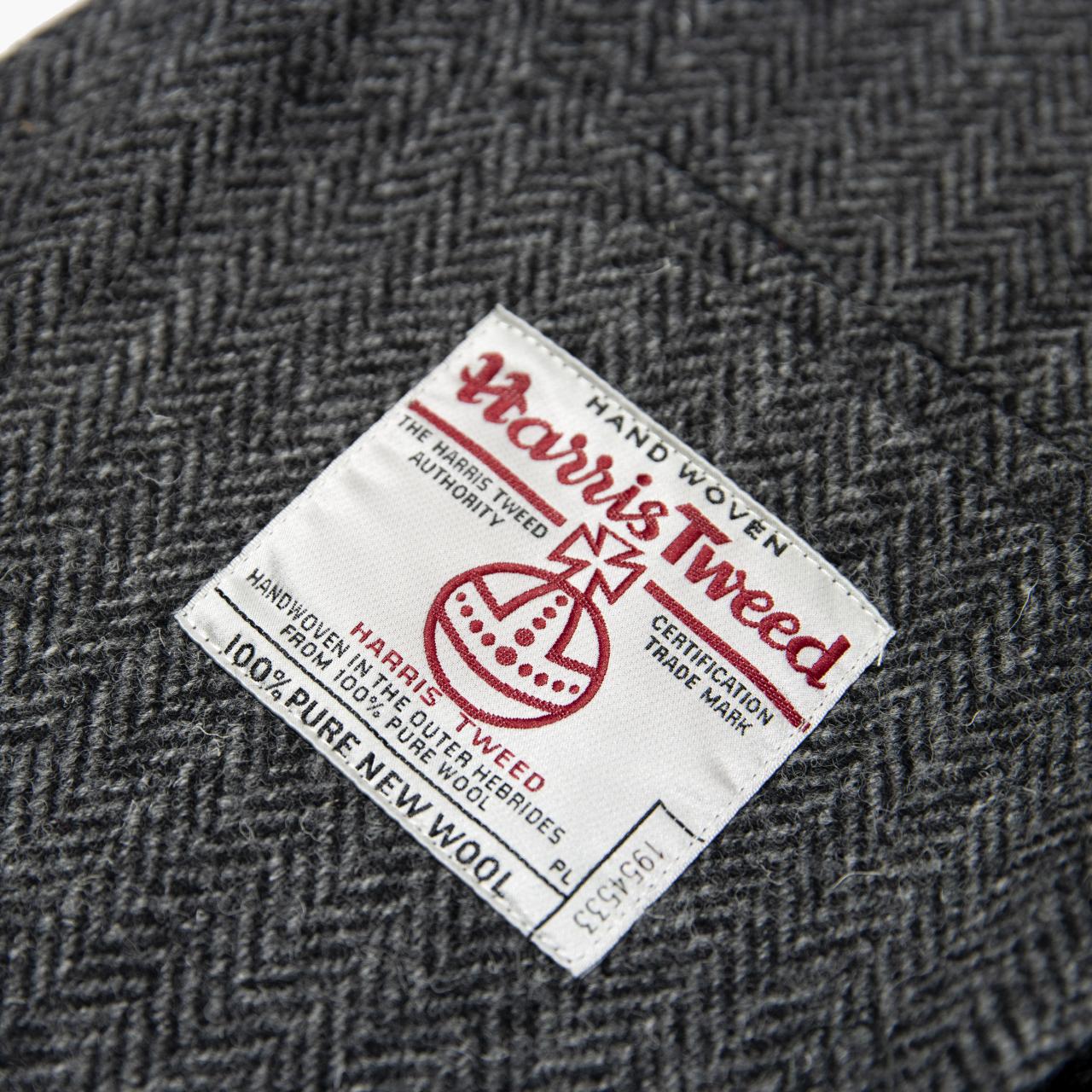Harris Tweed Grey 5