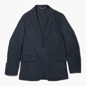 Ivy Jacket cotton navy 1