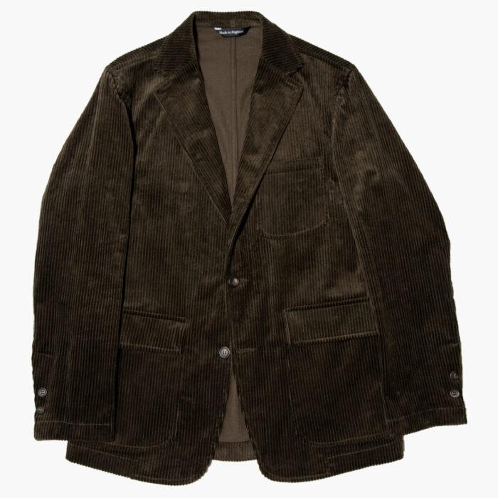Chocolate jacket 1