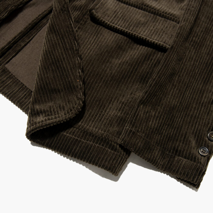 Chocolate jacket 3