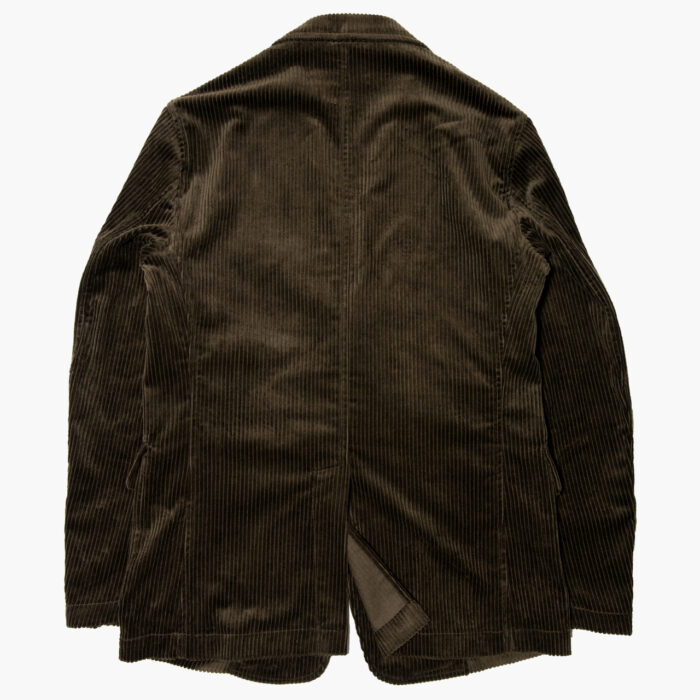 Chocolate jacket 5