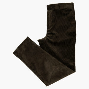 Choc Cord trouser 1