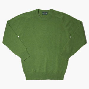 Alan Paine Knit Green 2