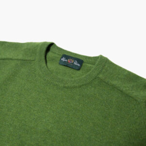 Alan Paine Knit Green 3