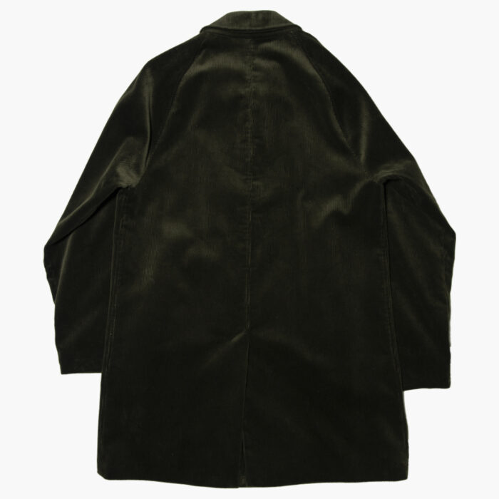 Overcoat Olive cord 4