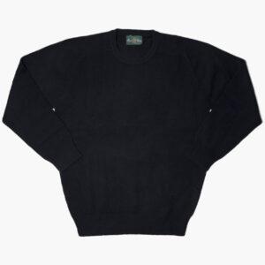 Alan Paine Knit Navy 1