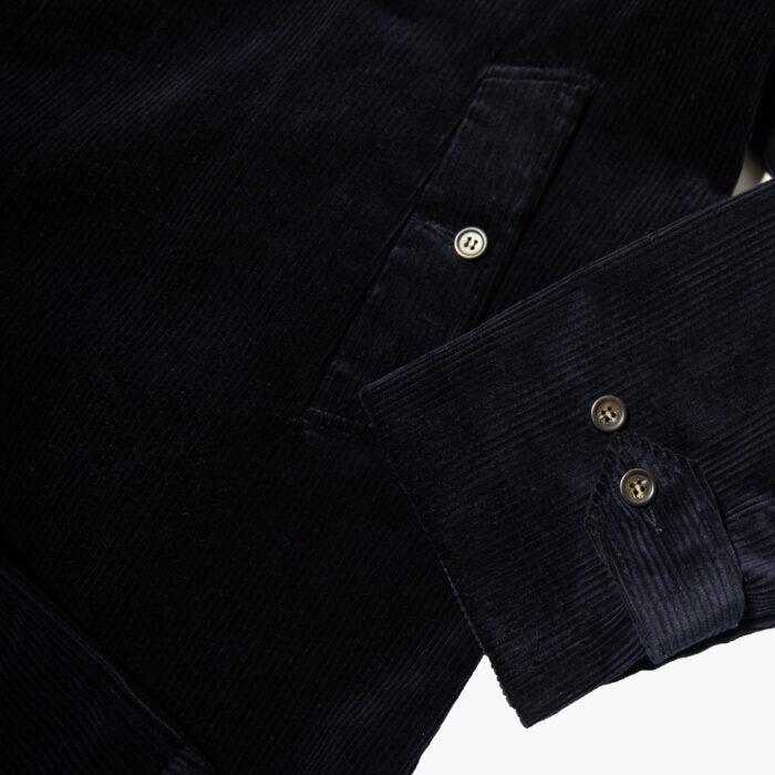 Overcoat cord navy 4