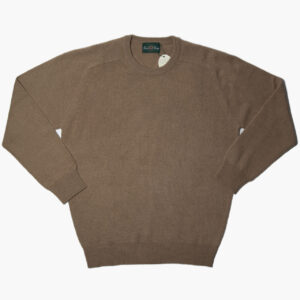 Alan Paine Knit Brown 1