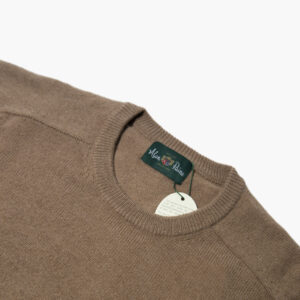 Alan Paine Knit Brown 3