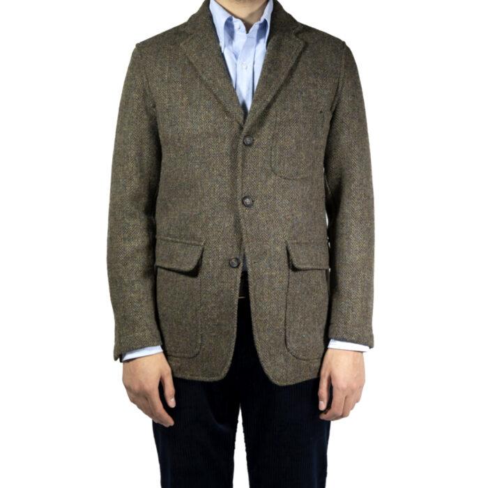 Harris tweed jacket 6