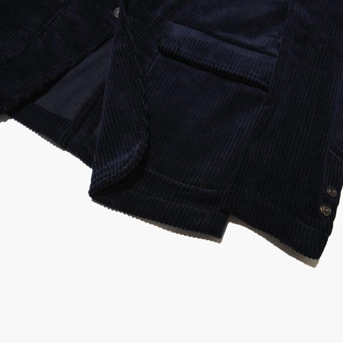 Ivy Jacket Navy cord 2