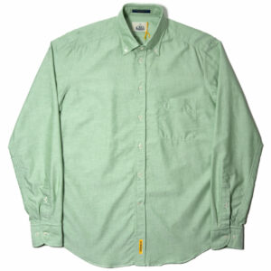 Yarn Dyed Oxford Button Down Shirt–miles 1