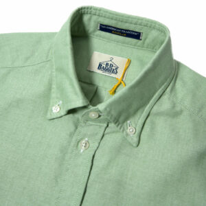 Yarn Dyed Oxford Button Down Shirt– miles 2