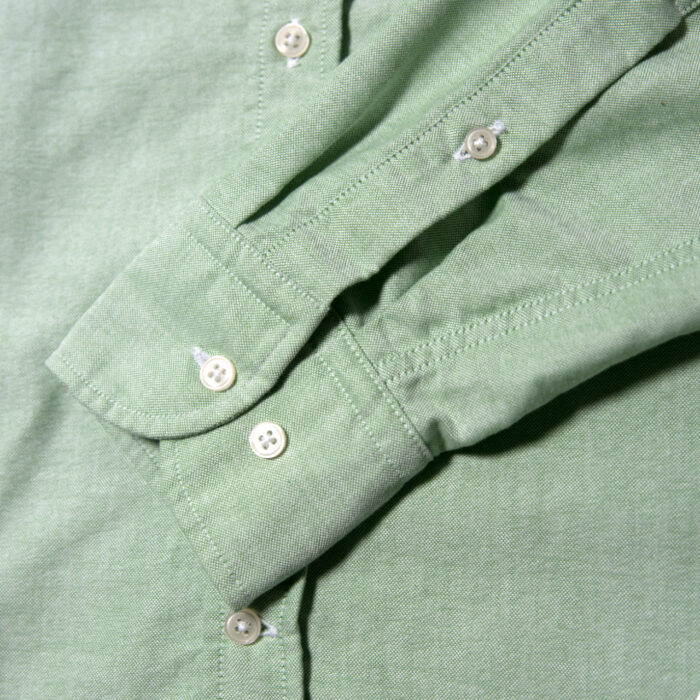 Yarn Dyed Oxford Button Down Shirt–miles 3